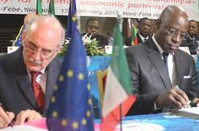 Collegamento a Cameroon-Italy: for a better economic partnership