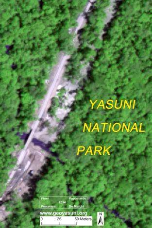 Bridge Pindoyacu YNP