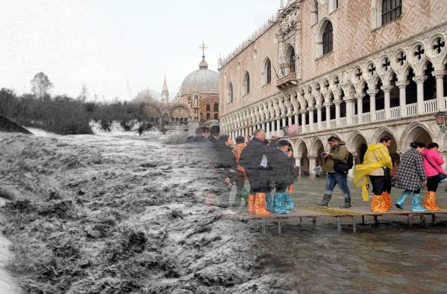 Collegamento a Il rischio alluvione e gli allarmi non ascoltati
