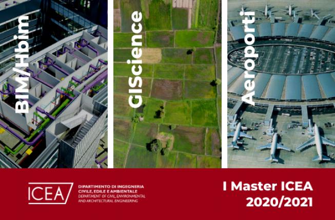 Collegamento a L'offerta dei Master post - laurea di ICEA per l'AA 2020-2021.