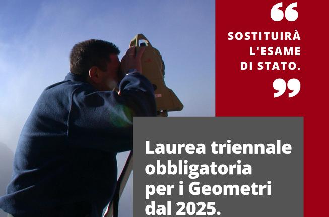 Collegamento a Corso di Laurea ad accesso programmato in Tecniche e Gestione dell'Edilizia e del Territorio
