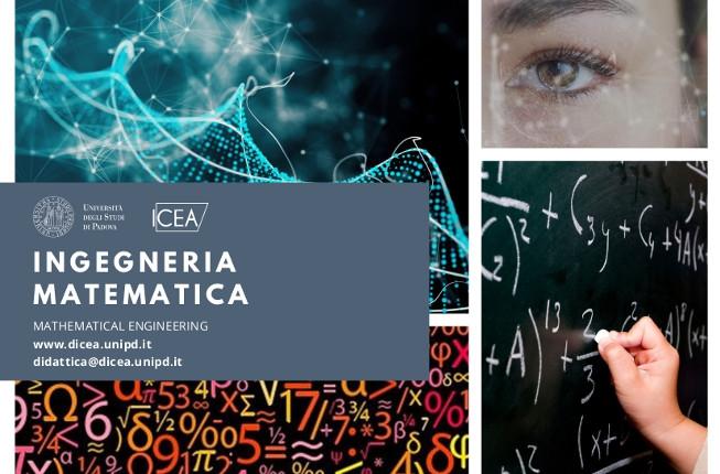 Collegamento a Laurea Magistrale in Mathematical Engineering