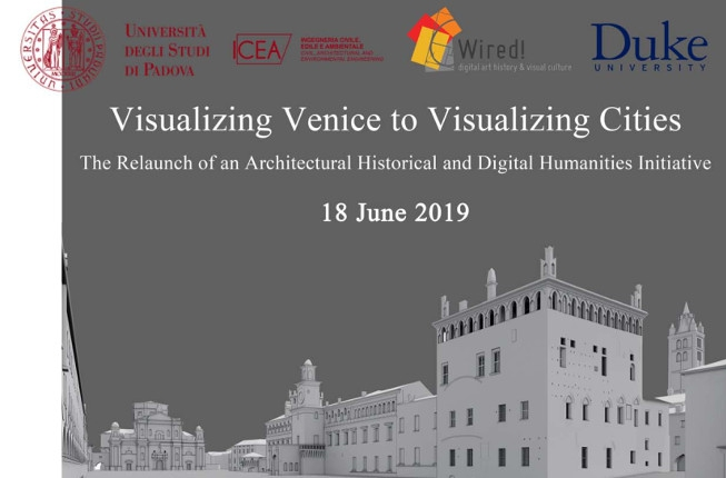 Collegamento a Visualizing Venice to Visualizing Cities